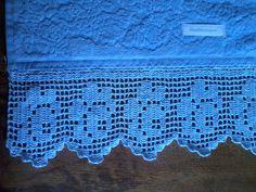 Crochet Borders, Filet Crochet, Crochet Lace, Crochet Symbols, Crochet Magazine, Knitting Projects, Diy And Crafts, How To Make, Blog