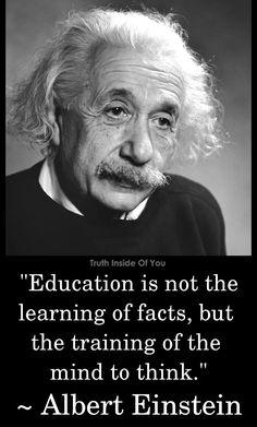 Critical Thinking Skills, School Daze, Albert Einstein, Curriculum, Mindfulness, Facts, Teaching, Education, Texas