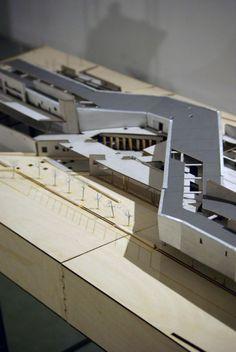 Presidents Medals: Strata - Institute of Fine Arts Cultural Architecture, Landscape Architecture, Architecture Design, Architecture Geometric, System Architecture, Education Architecture, Architecture Concept Diagram, Architecture Graphics, Arch Model