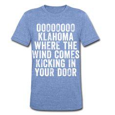 Oklahoma Wind...LOL!! So true!