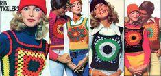 Crochet Vest Pattern, Top Pattern, Crochet Patterns, Cardigan Pattern, Crochet Granny, Knit Crochet, Crochet Motif, Crochet Style, Easy Crochet