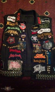Black Vest | TShirtSlayer TShirt and BattleJacket Gallery