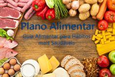PLANO ALIMENTAR - Guia Alimentar para Hábitos mais Saudáveis