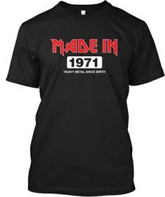 Made In 1971 - Metal Edition