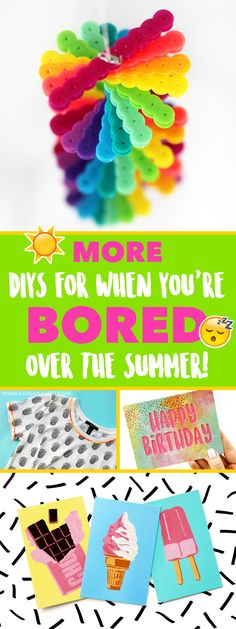 DIY for summer