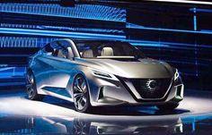 2019 Nissan Altima Rumor: Generous Larger Sedan with Hybrid Engine