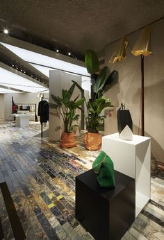 Céline opens first London store Mount Street Mayfair Phoebe Philo