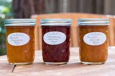 How To Make Homemade Jam. This tutorial includes a recipe for Strawberry Apricot Jam.