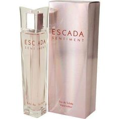 Escada Sentiment By Escada Edt Spray 2.5 Oz