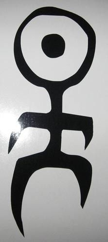Einsturzende Neubauten band logo vinyl rub on by Robot1001001, $5.99