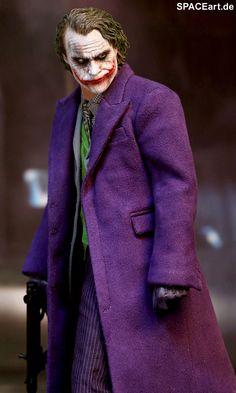 Batman - The Dark Knight: Joker 2.0 - Deluxe Figur, Fertig-Modell, http://spaceart.de/produkte/bm010.php
