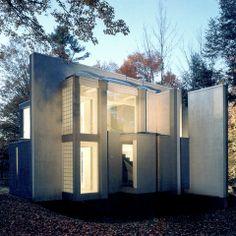 HOUSE VI; Connecticut, Estados Unidos; 1975; Peter Eisenman