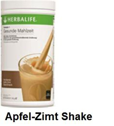 Apfel-Zimt-Shake, der kalorienarme Shake mit feierlichem Flair!