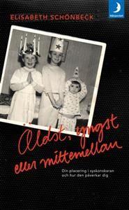 http://www.adlibris.com/se/product.aspx?isbn=9172322004 | Titel: Äldst, yngst eller mittemellan : din placering i syskonskaran och hur den påverkar dig - Författare: Elisabeth Schönbeck - ISBN: 9172322004 - Pris: 44 kr