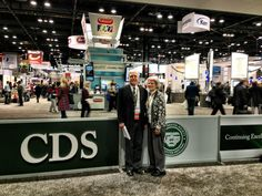 Dr. Kramer at the at Chicago Dental Society Midwinter Meeting McCormick Place Chicago.  http://www.kramerkuhndental.com   #chicago  #cosmeticdentistry #dentalimplants