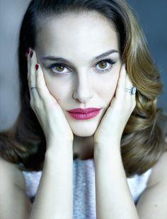 Natalie Portman by Mathieu César for Elle France 2015