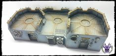 Wall of Martyrs - Firestorm Redoubt #ChaoticColors #commissionpainting #paintingcommission #painting #miniatures #paintingminiatures #wargaming #Miniaturepainting #Tabletopgames #Wargaming #Scalemodel #Miniatures #art #creative #photooftheday #hobby #paintingwarhammer #Warhammerpainting #warhammer #wh #gamesworkshop #gw #Warhammer40k #Warhammer40000 #Wh40k #40K #terrain #scenery #Scifi #WallofMartyrs #FirestormRedoubt 40k Terrain, Warhammer 40000, Tabletop Games, Gw, Scenery, Sci Fi, Decorative Boxes, Miniatures, Creative