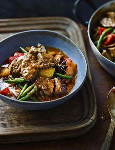 Recipe: Massaman duck curry
