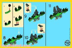Stegosaurus Free Instruction Page 2
