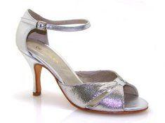 Greta Flora Tango Shoes
