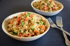 Route Well by Crystal Vaughn Vegan Gluten Free, Gluten Free Recipes, Holistic Health Coach, Fried Rice, Wellness, Crystal, Healthy, Ethnic Recipes, Kitchen