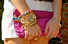 www.thestylemogul.com     Arm Candy!