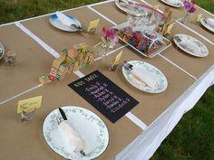 Kids Table by Victoria Mesenbrink, via Flickr