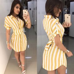 Best Casual Outfits, Mom Outfits, Chic Outfits, Cute Dresses, Casual Dresses, Fashion Dresses, Summer Dresses, African Print Fashion, Fashion Sewing
