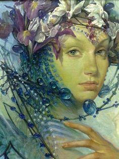 Zeljko Tonsi Watercolor Paintings, Portrait Paintings, Watercolour, Creative Skills, Secret Places, Face Art, Religion, Art Gallery, Sculpture