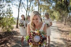 Bonnie & Dan's Gorgeous Country Wedding