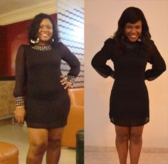 weight loss before and after women | Same Dress Before and After Weight Loss