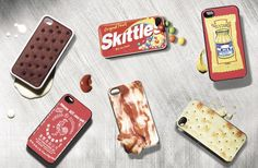 Food/candy phone cases!