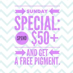 Sunday Special https://www.youniqueproducts.com/styleyourlashes/party/2729485/view