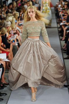 Oscar de la Renta Spring 2012. Find your fashion & photo shoot  Inspirations at Monica Hahn Photography