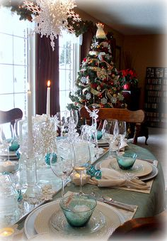 As someone who enjoys winter, it is fun to explore the various tablescape options this season offers.       Here is the inspiration for th...