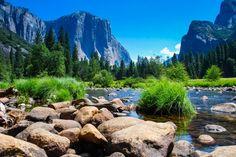 El Capitan, Yosemite National Park jigsaw puzzle in Great Sightings puzzles on TheJigsawPuzzles.com