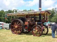 Prestwood Steam Rally