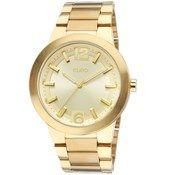 Euro - Relógio Dourado Dourado de R$200,01 até R$300,00 Redondo – euro