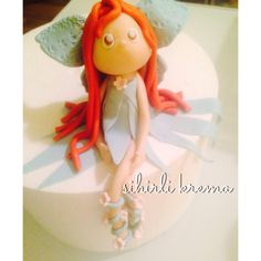 #fairy #fondantcakes #sugarart #fondantfigurines