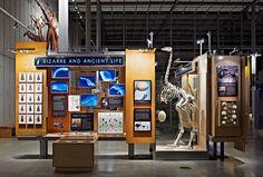 Islands of Evolution exhibit
