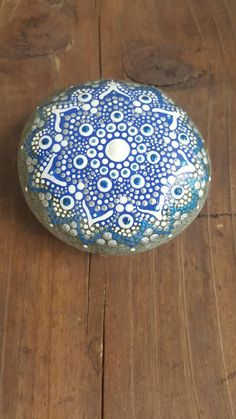 Check out this item in my Etsy shop https://www.etsy.com/listing/547043691/mandala-rockhandmade-painted