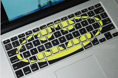batman keyboard sticker