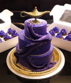 Some of the Best Birthday Cake Ideas For Kids in 2019 - - Some of the Best Birthday Cake Ideas For Kids in 2019 Cake Einige der besten Geburtstagstorte Ideen für Kinder im Jahr 2019 Beautiful Cakes, Pretty Cakes, Amazing Cakes, Disney Desserts, Disney Cakes, Disney Themed Cakes, Aladdin Et Jasmine, Gateau Harry Potter, Aladdin Cake