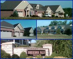 Horseshoe Falls condos Lebanon Ohio Upscale condos, primarily ranch style. New construction by Todd Homes. Click through for more information and to search Horseshoe Falls condos for sale. Lebanon Ohio, Ohio Real Estate, Warren County, County Seat, Condos For Sale, Ranch Style, New Construction, Cincinnati, Community
