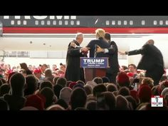It looks as though the Left are becoming more aggressive at curtailing Trump rallies...  Donald Trump Has Close Call in Dayton, Secret Service Steps in to Protect  Why would Trump continue to run for Presidency? Because he LOVES this country and wants to genuinely help Americans. Trump Supporters MUST continue to protect him.  #Trump #MakeAmericaGreatAgain #NEVERCRUZ