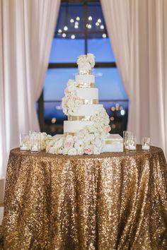 A Dreamy Fairytale-Inspired Wedding in California