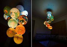Global chandelier