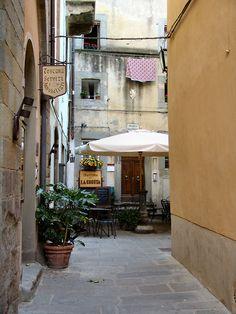 My streets- Siena, Italy