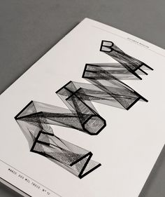 Beethoven Magazine on Behance — Designspiration
