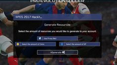 PES 2017 Hack Coins